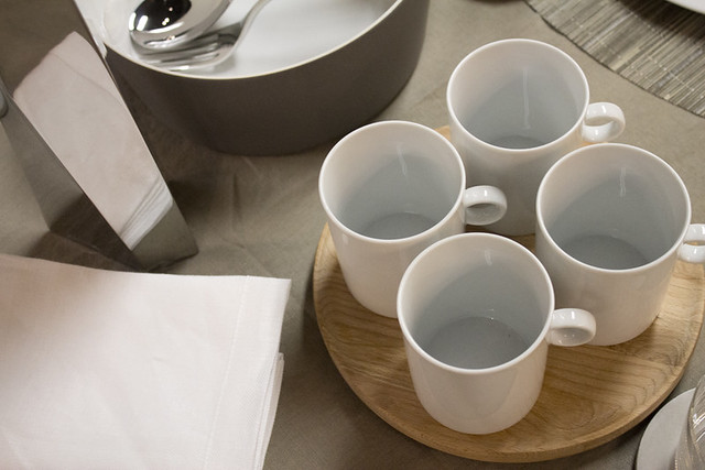 Mugs by Alessi