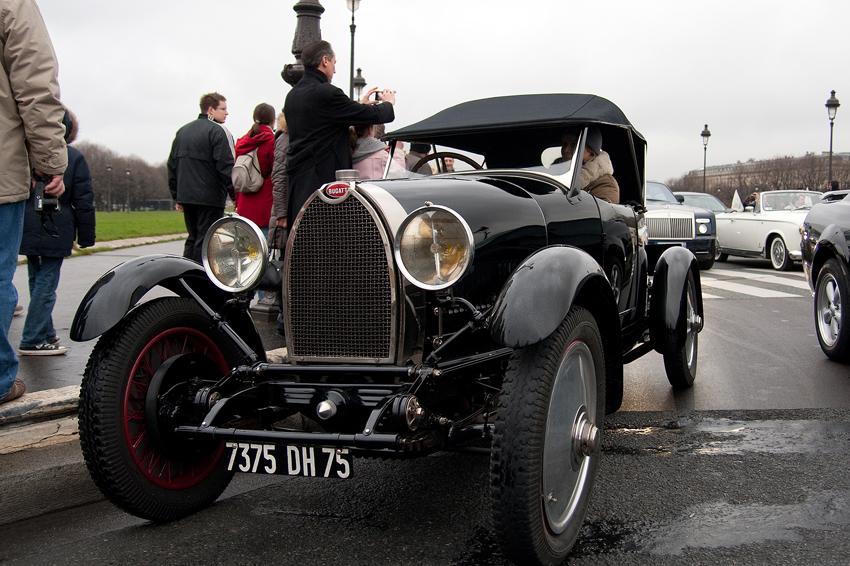 1929 Bugatti T40A GS