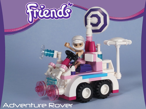 Friends Adventure Rover