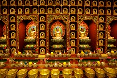 Temple of the Buddha Tooth Relic, Singapore