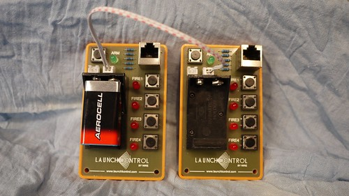 2 Boards 1 Battery - Launch Kontrol