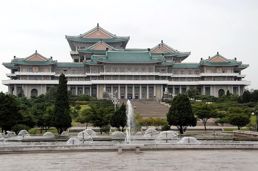 Kim Il Sung Square(8)