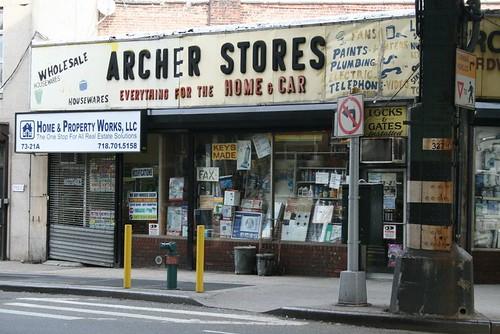 Imagen de una tienda en Nueva York