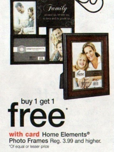 home elements photo frames are on bogo free sale over at walgreens through saturday 216 there is also a 21 home elements photo frames walgreens store