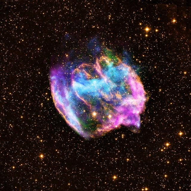 Supernova Remnant W49B (NASA, Chandra, 02/13/13) | Flickr ...