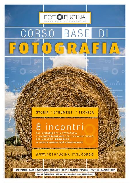 Corso Base di Fotografia - FOTOFUCINA