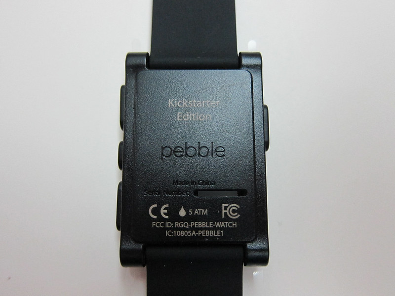 Pebble Watch - Kickstarter Edition