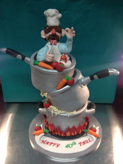 Swedish Chef Cake Flickr - Photo Sharing!