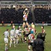 Small photo of Nick Easter at the lineout