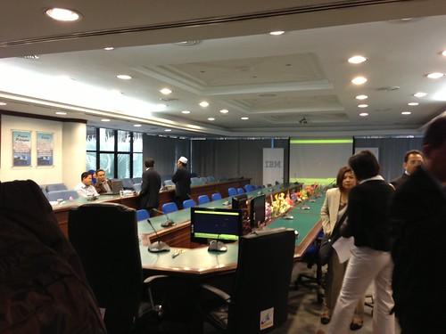 Meetings with Kuantan Municipal Council and University of Malaysia Pahang. #ibmcsc Malaysia