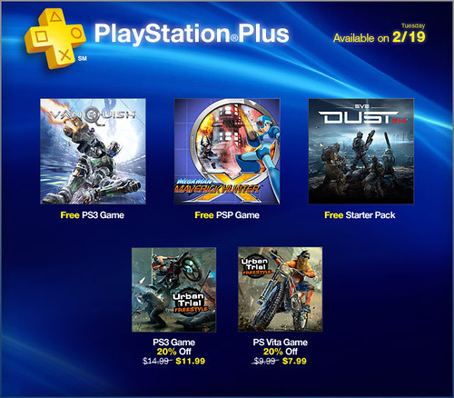 ps plus freebies