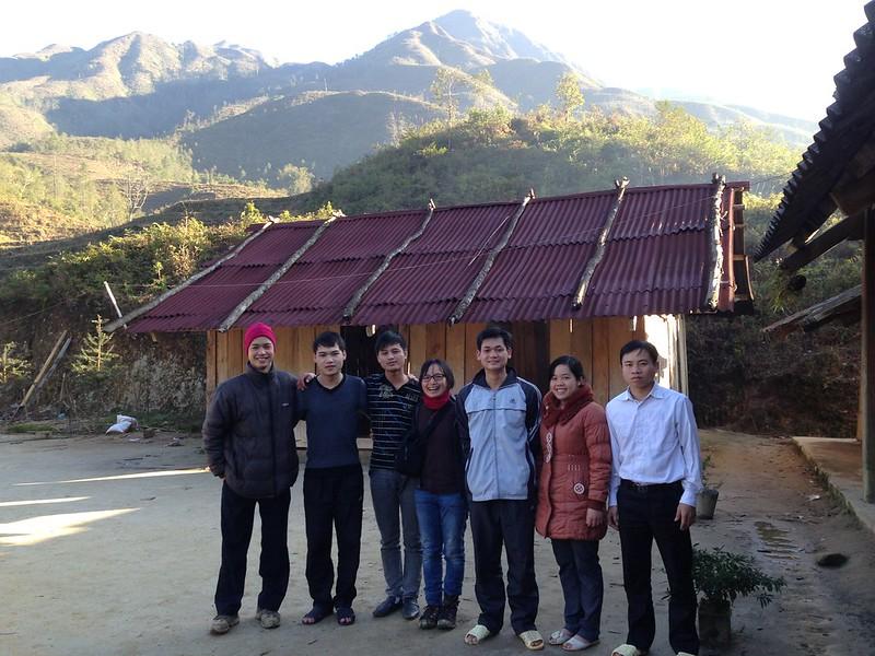 Nhà báo, Tú, Thiết, Hà Sapa, Thức, cô Châu, Bản