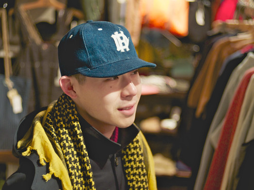 Cooperstown / HD Denim Cap [Hunky Dory Exclusive]