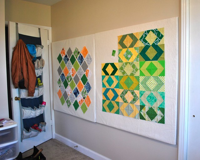 Design Wall For Quilting make a design board | craft buds