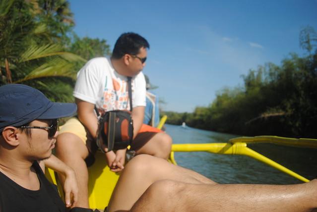BALINGASAY RIVER, BOLINAO, PANGASINAN