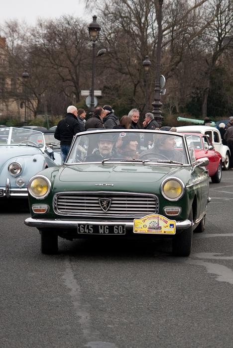 1960–78 Peugeot 404 Cabriolet