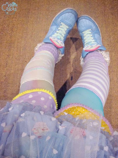outfit ☆ きゃりーぱみゅぱみゅ gig