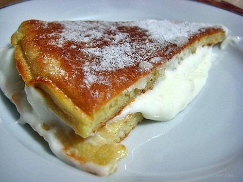 Tavada Waffel / Waffle in The Pan