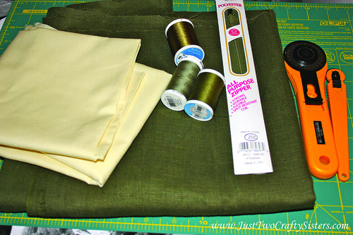 DIY Bow Clutch Sewing Tutorial