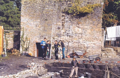 Hellingsmauer by Jens-Olaf