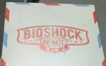 Reading material. It's called BioShock Infinite: Mind in Revolt. You can pick up the digital version on your Kindle
