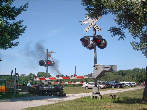 The Hesston Steam Museum.  Hesston Indiana.  July 2007. by Eddie from Chicago