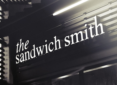 the sandwich smith ~ little tokyo, los angeles