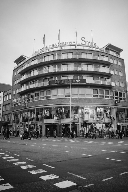Vredenburg, Utrecht in B&W-4