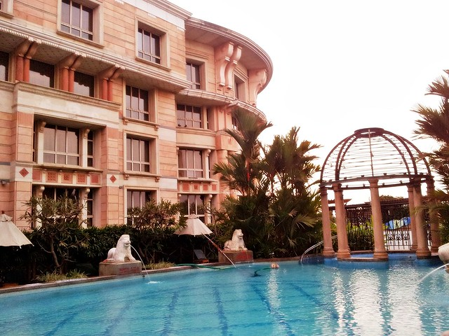 ITC Maratha Hotel 09 - Swimming Pool