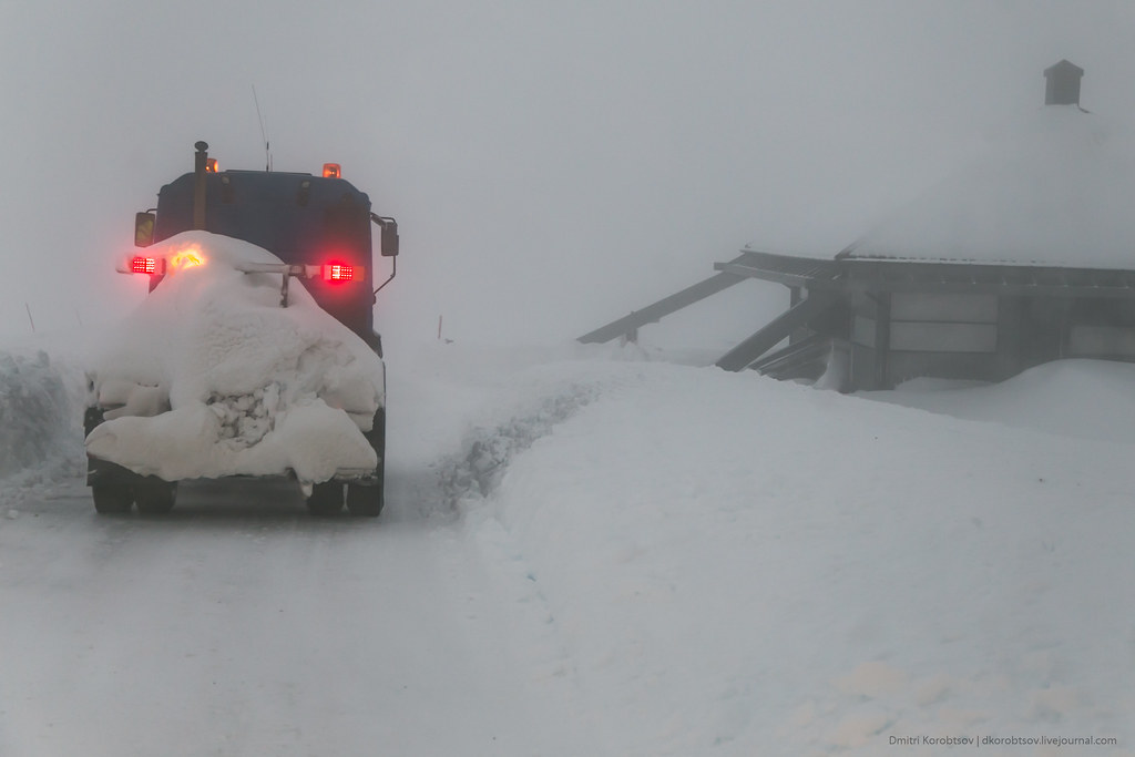 Convoy from Nordkapp
