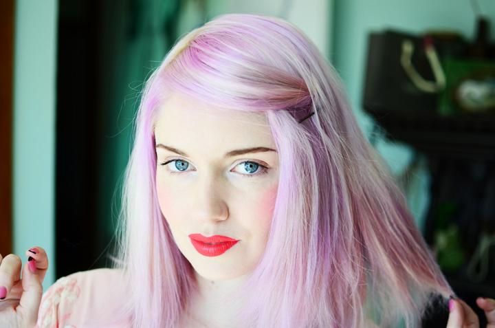 pink purple c