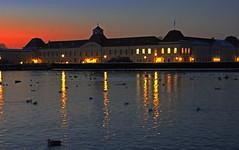 Schloss und Schlosspark Nymphenburg, Ostfassade  *HDRI*