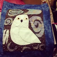 Owl Quilt Reworked by Emilyannamarie