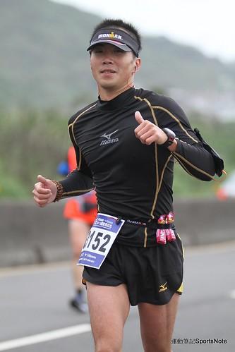萬金石跑步照(2)