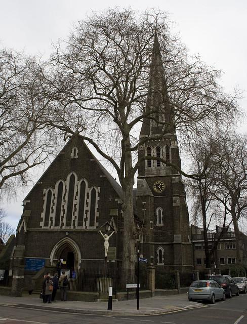Christ Church, Poplar