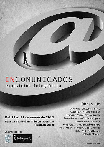[EXPO] Incomunicados by oSKaR MG [ www.fotosyfotos.es ]