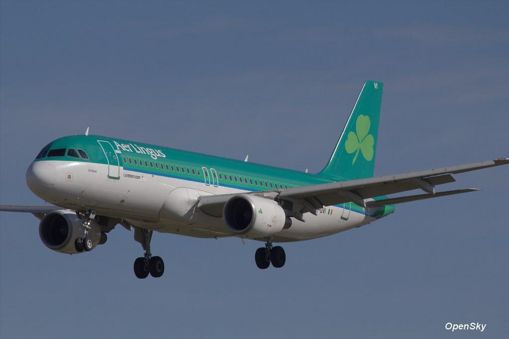Aer Lingus Airbus A320-214 EI-DVI (cn 3501)