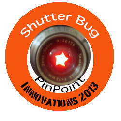 image of the Shutter Bug Badge