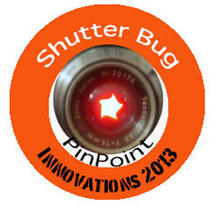 Image of Shutter Bug Badge