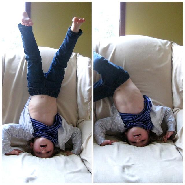 headstands