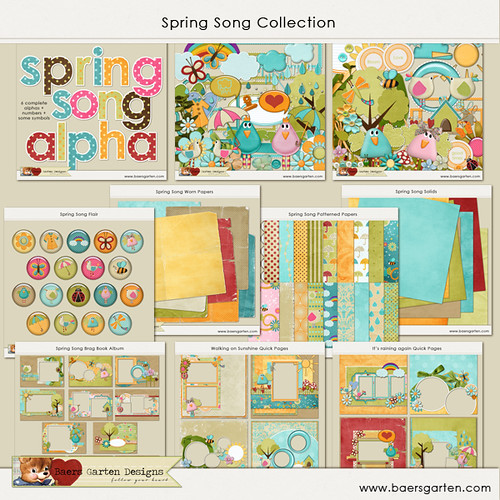 Spring Song Collection
