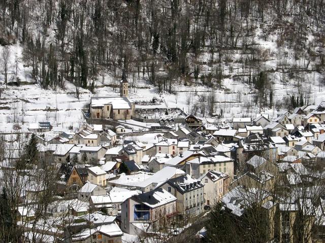 De la neige, encore ! (Ariège/Pyrénées)