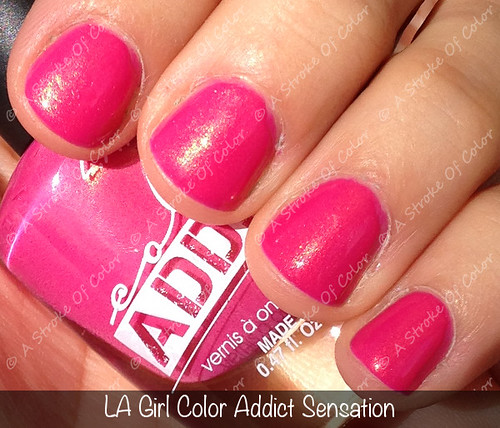 LA Girl Color Addict Sensation