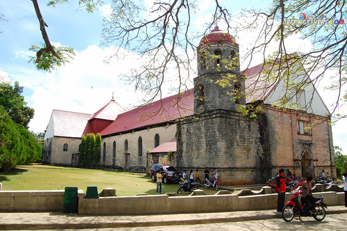 St. Isidore the farmer Church in Lazi, Siquijor