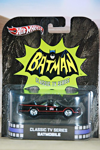 Batman Batmobile TV Series