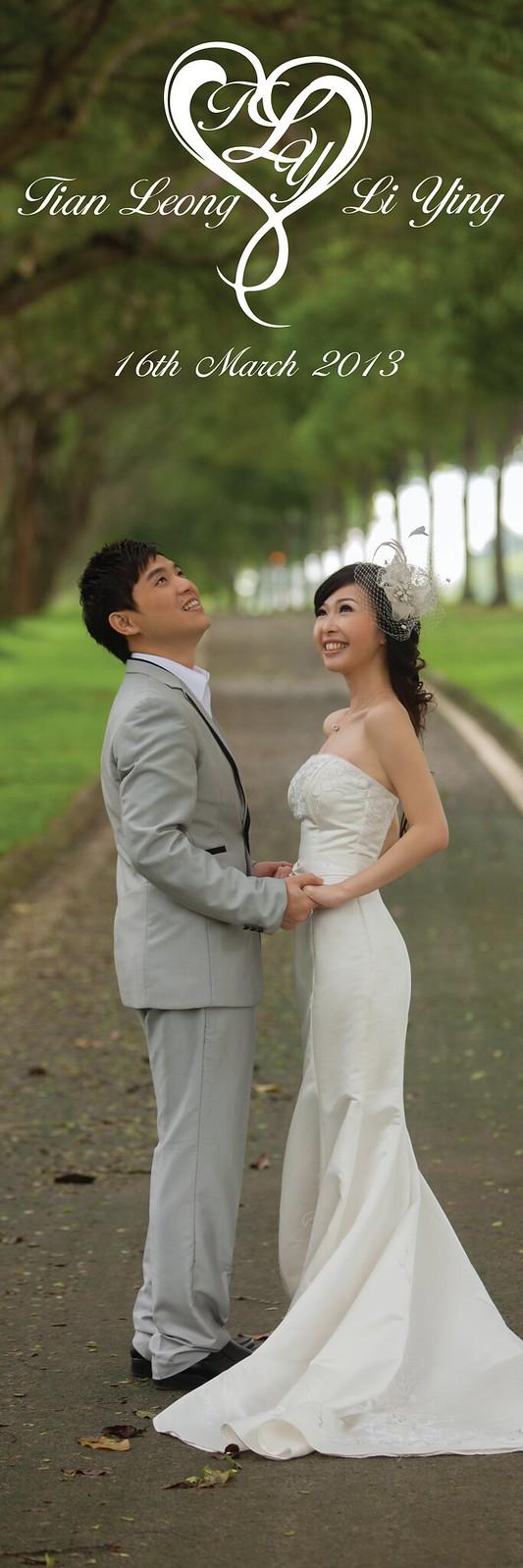Tian Leong & Li Ying @ 16.03.13 #TLY