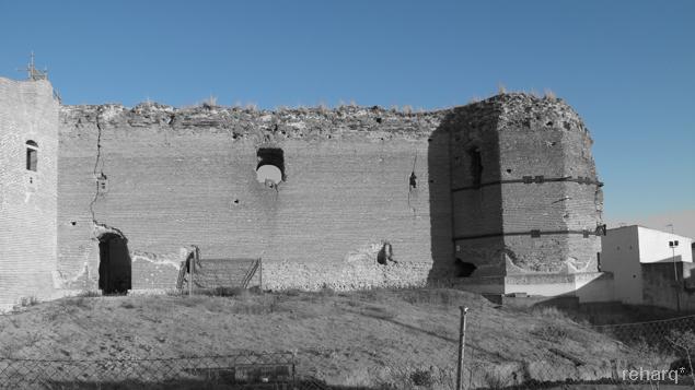 Castillo Casarrubios del Monte (Toledo)