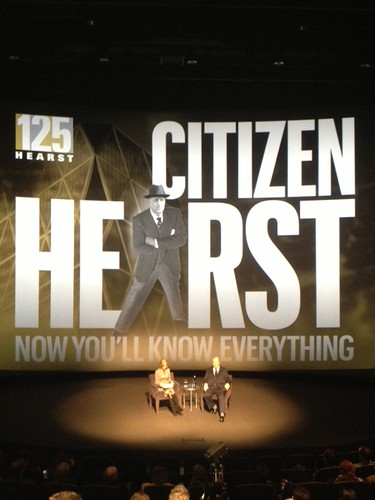 Citizen Hearst screening at Newseum