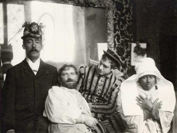 Paul-Gauguin-Alfons-Mucha-Ludek-Marold-Annah-la-Javanaise-Paris-1896