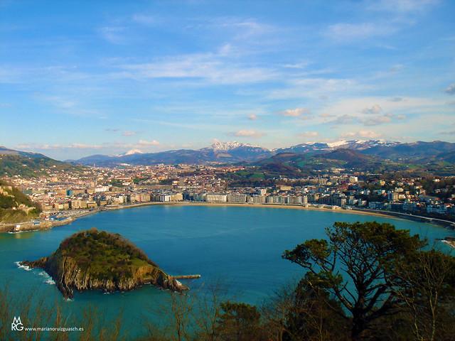 Mirador del Monte Igueldo